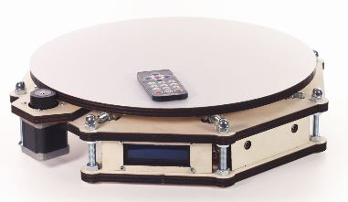 Rotating platforms and turntables – Artec Support Center